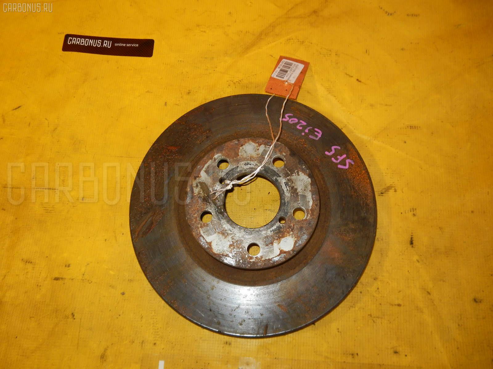 Тормозной диск SUBARU FORESTER SF5 EJ205 Фото 2
