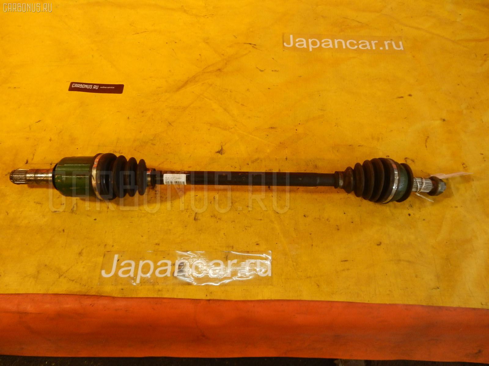 Привод SUBARU LEGACY WAGON BP5 EJ20 Фото 1