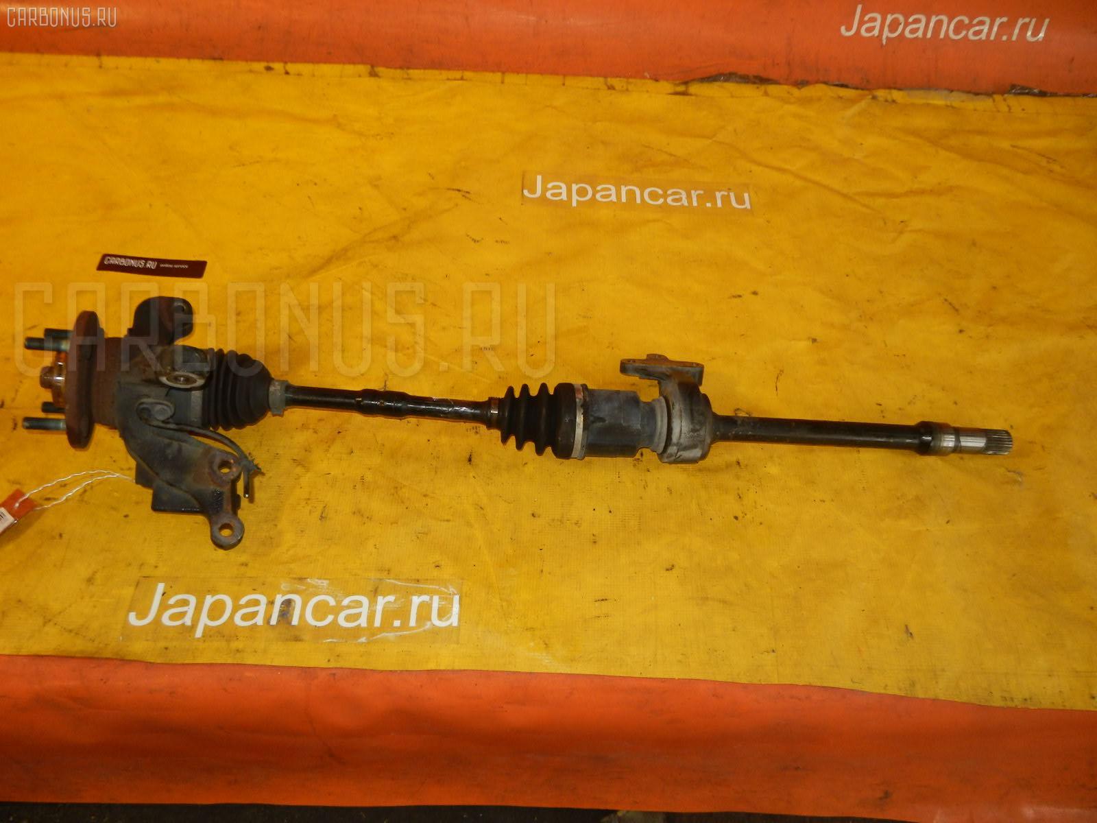 Привод Mazda Demio DE3FS ZJ-VE Фото 1
