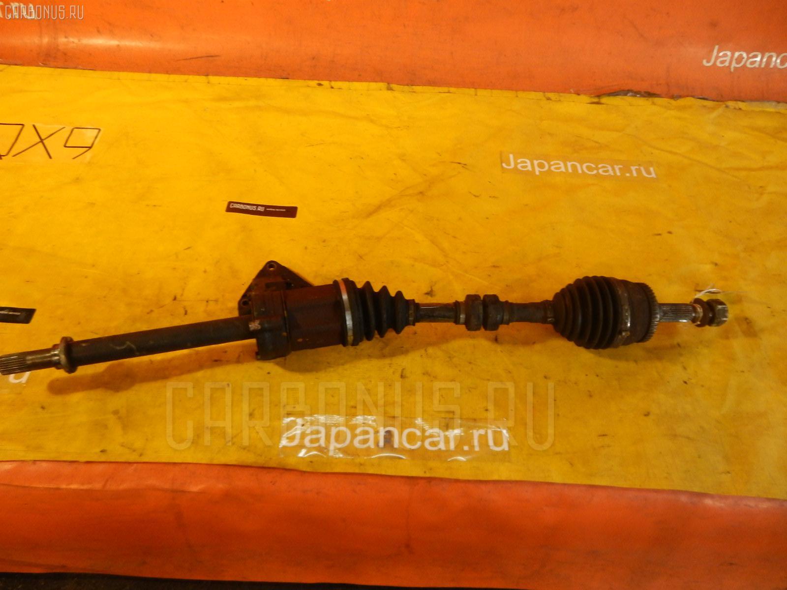 Привод NISSAN LIBERTY RM12 QR20DE Фото 1