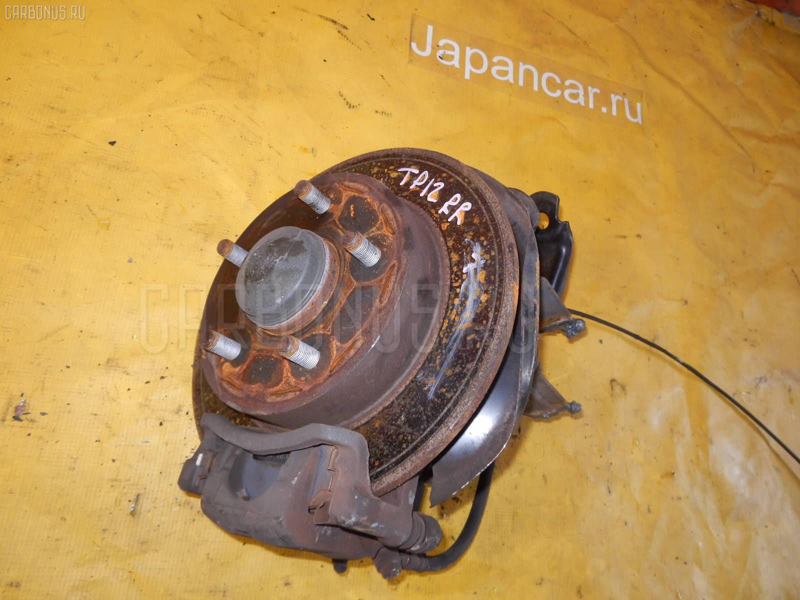 Ступица Nissan Primera TP12 QR20DE Фото 1