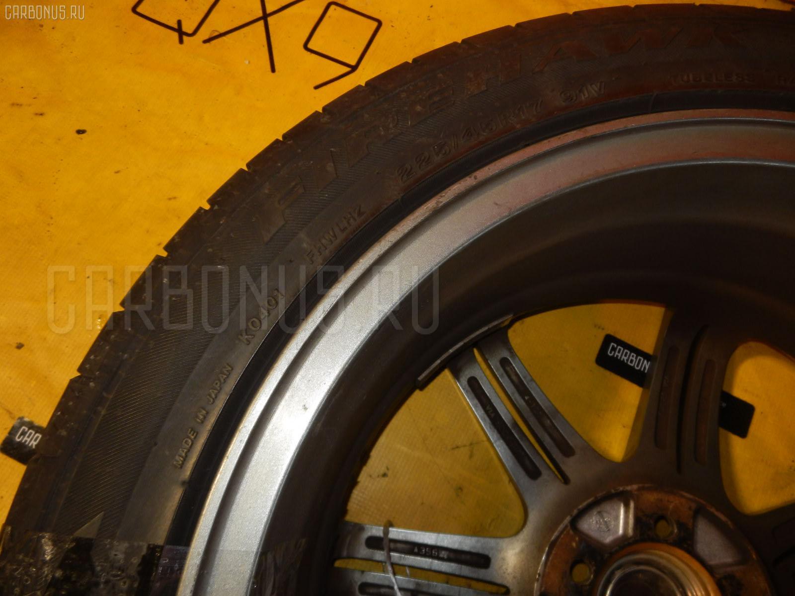 Диск литой R17 / 5-100 / 7JJ / ET+48 Фото 7