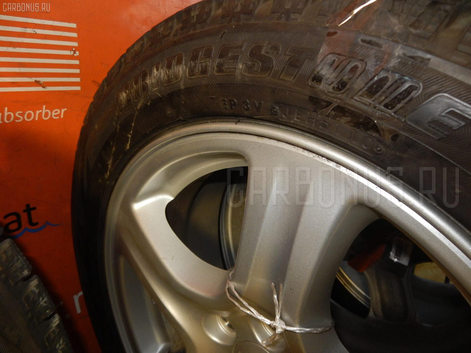 Автошина легковая зимняя BLIZZAK REVO GZ 205/50R16 BRIDGESTONE Фото 3