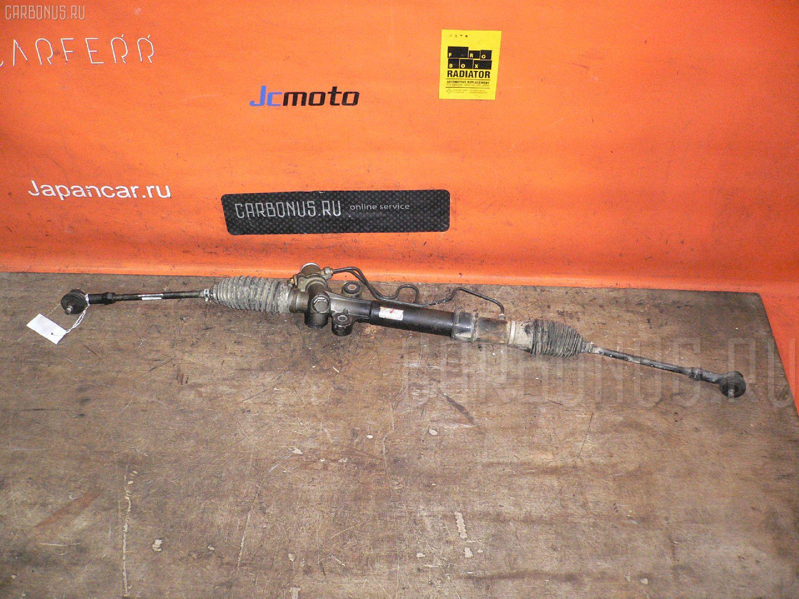 Рулевая рейка MITSUBISHI CHARIOT GRANDIS N84W 4G64. Фото 8
