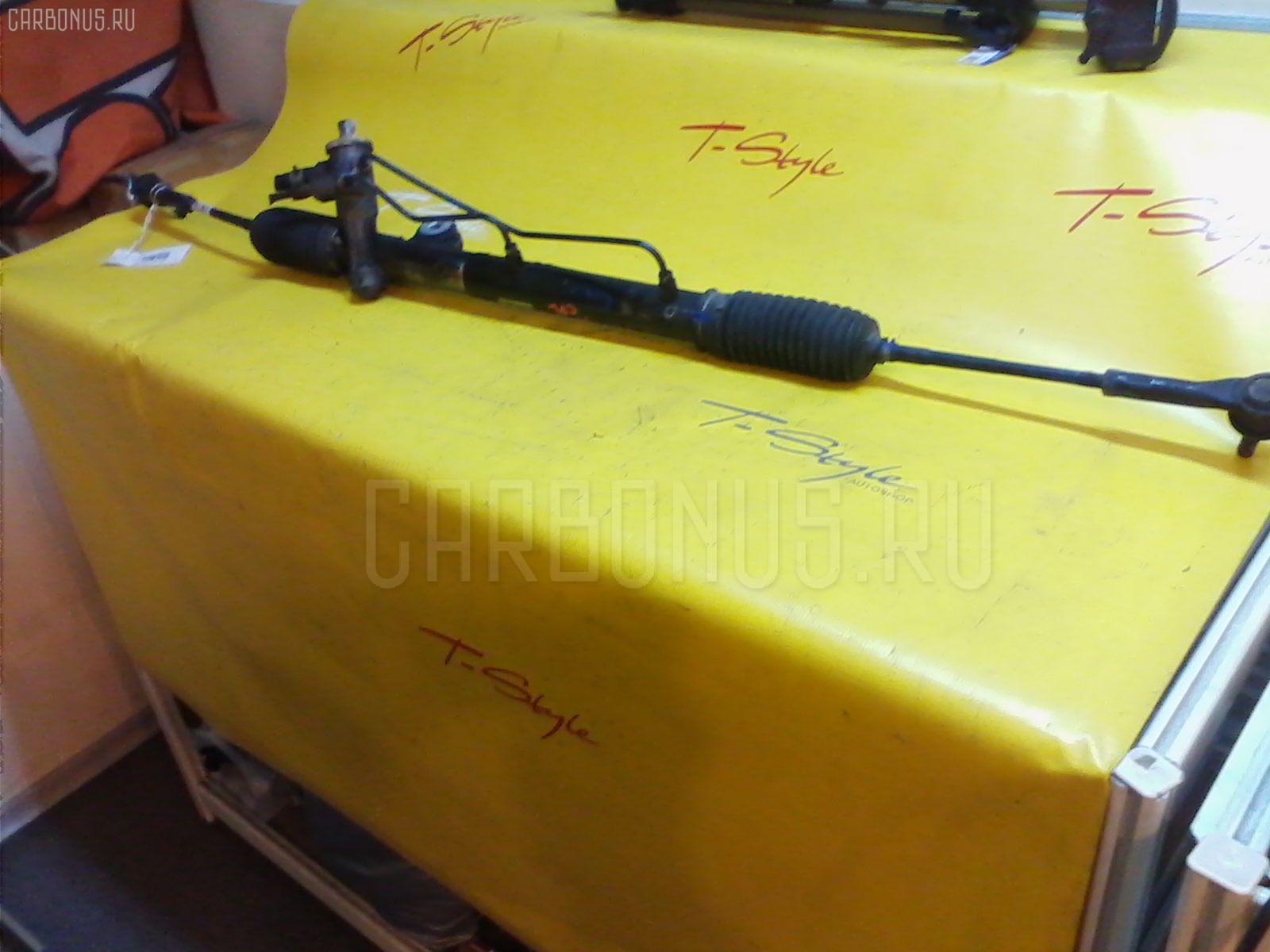 Рулевая рейка NISSAN BLUEBIRD SYLPHY FG10 QG15DE. Фото 5
