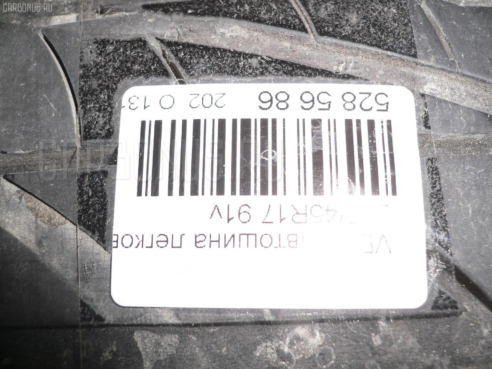 Автошина легковая летняя VENTUS V2 215/45R17 HANKOOK Фото 2
