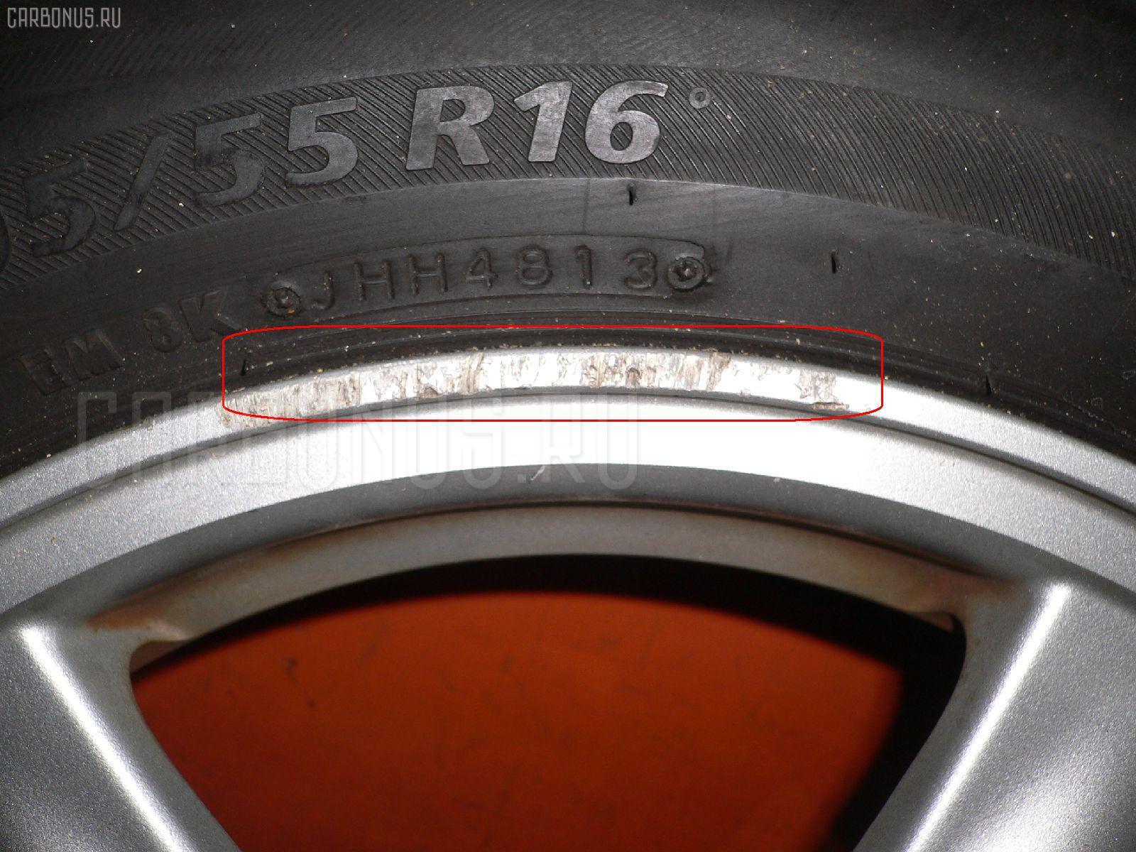 Диск литой R16 / 5-114.3 / 6.5JJ / ET+55 Фото 4