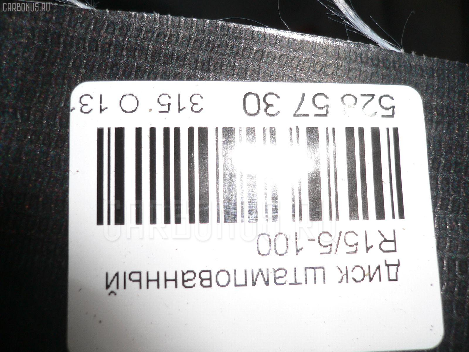 Диск штампованный R15 / 5-100 Фото 2