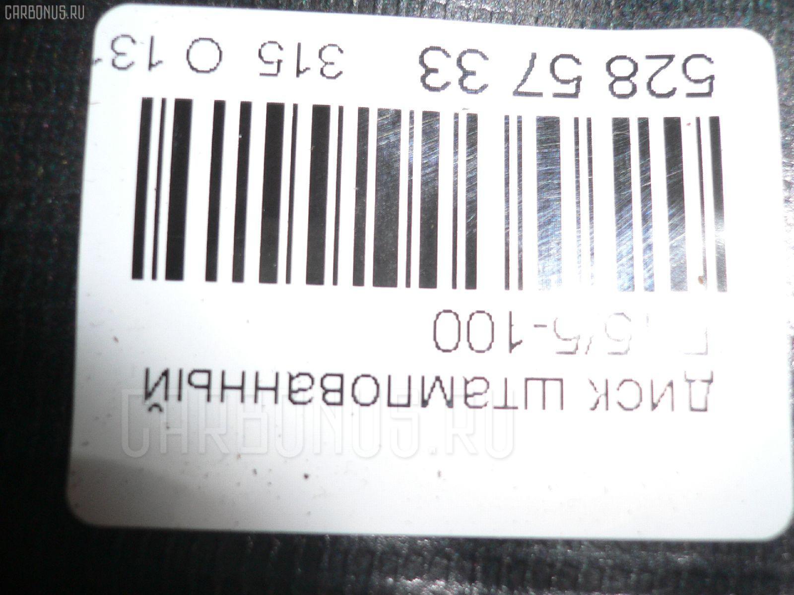 Диск штампованный R15 / 5-100 Фото 4