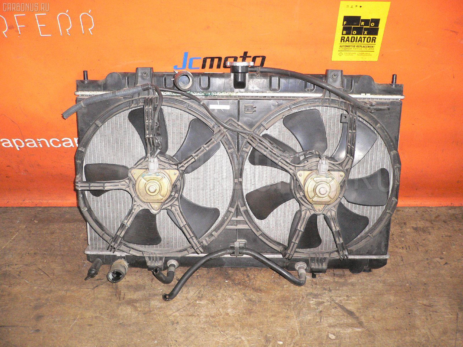 Радиатор ДВС NISSAN BLUEBIRD SYLPHY FG10 QG15DE Фото 1