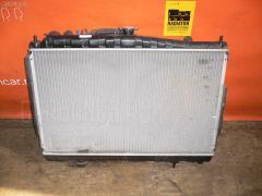 Радиатор ДВС Nissan Laurel GC35 RB25DE Фото 2