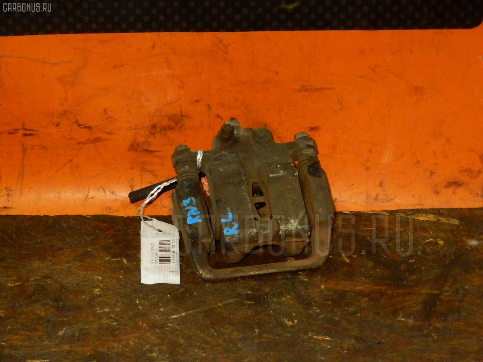 Суппорт HONDA STREAM RN3 K20A. Фото 9