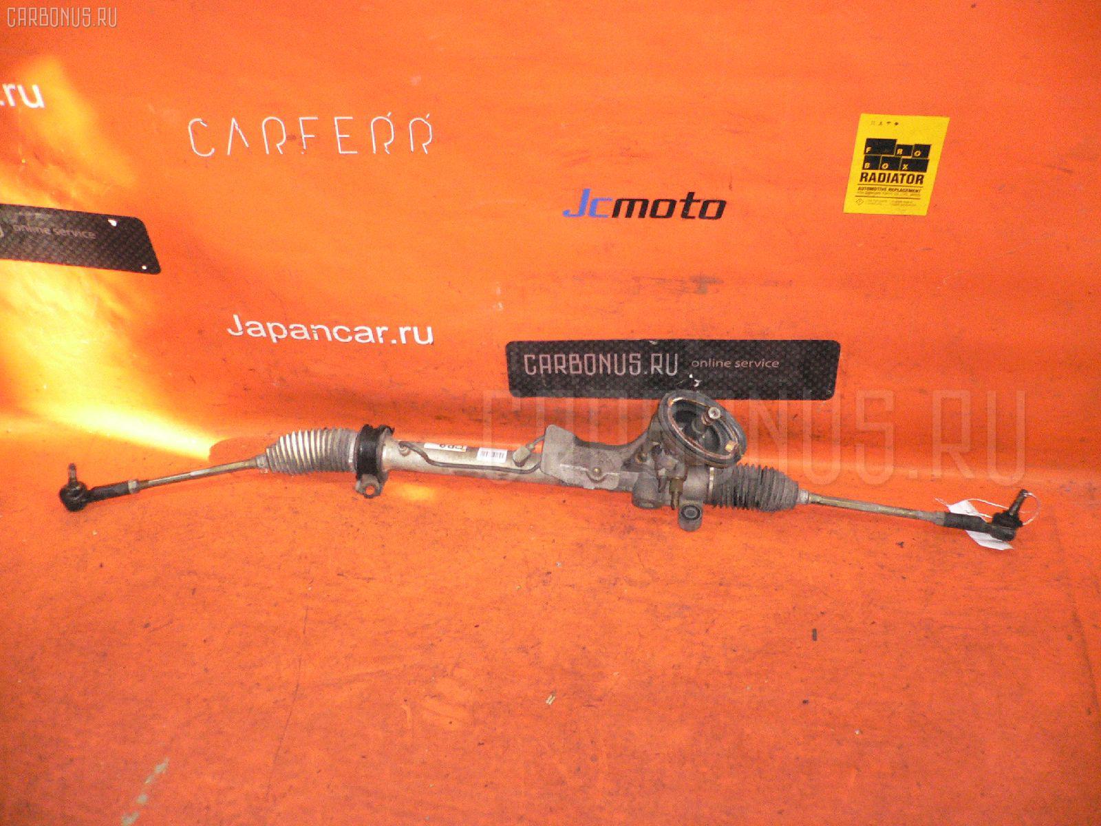 Рулевая рейка TOYOTA IST NCP61 1NZ-FE. Фото 7