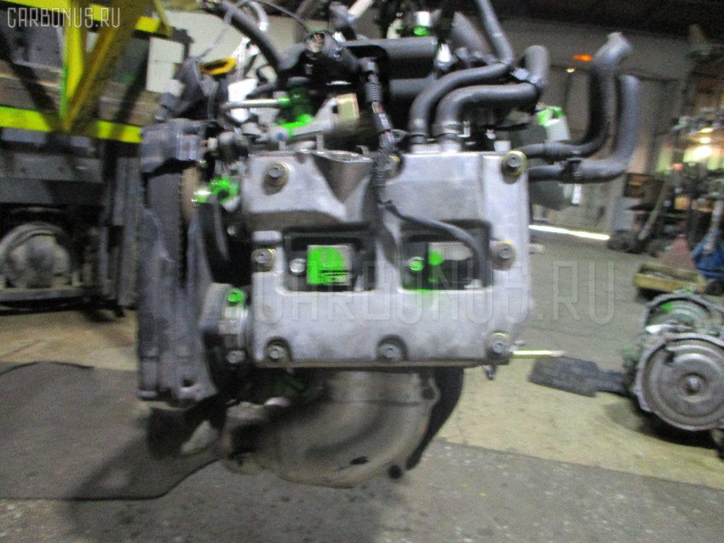 Двигатель SUBARU FORESTER SG5 EJ205. Фото 3