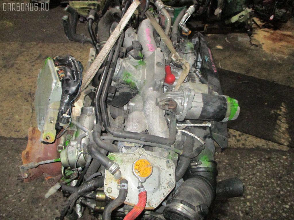 Двигатель SUBARU FORESTER SG5 EJ205. Фото 5