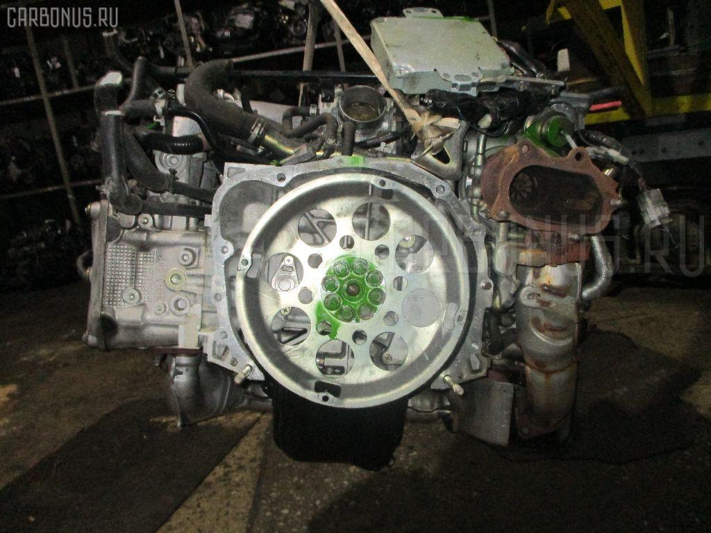Двигатель SUBARU FORESTER SG5 EJ205. Фото 8