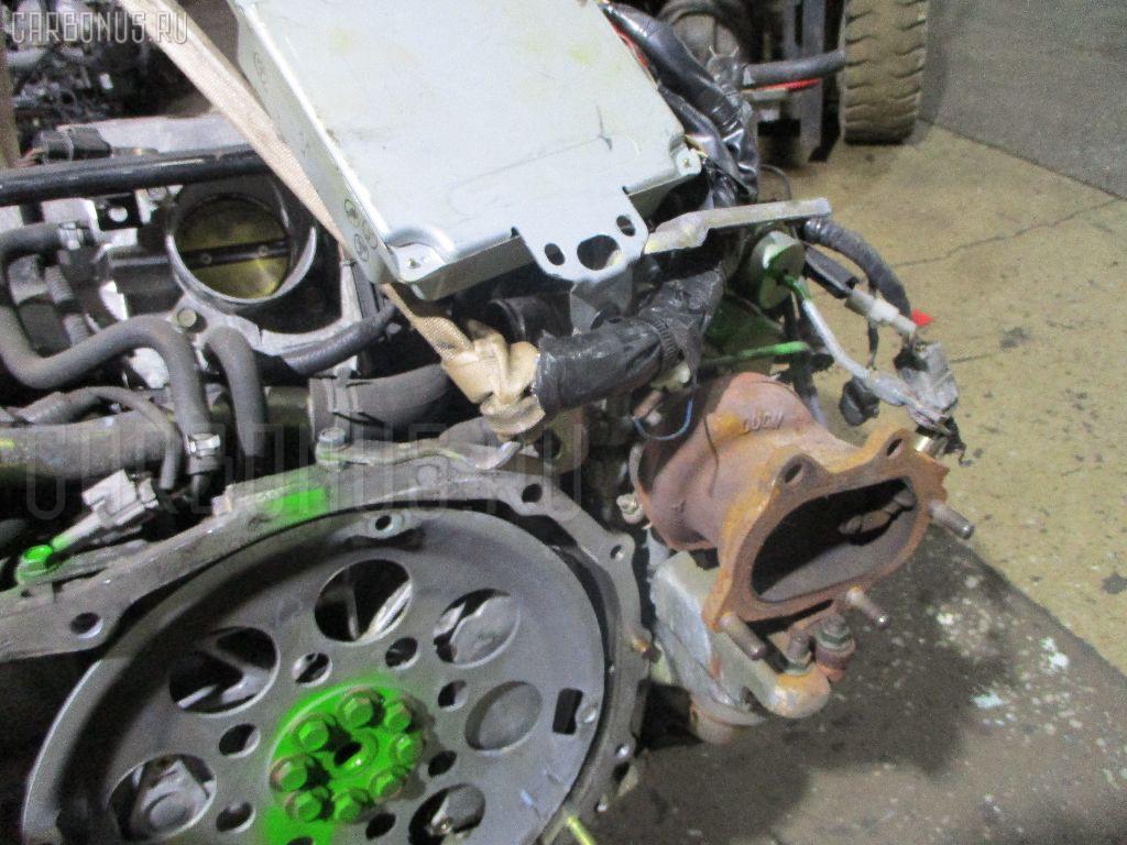 Двигатель SUBARU FORESTER SG5 EJ205. Фото 7