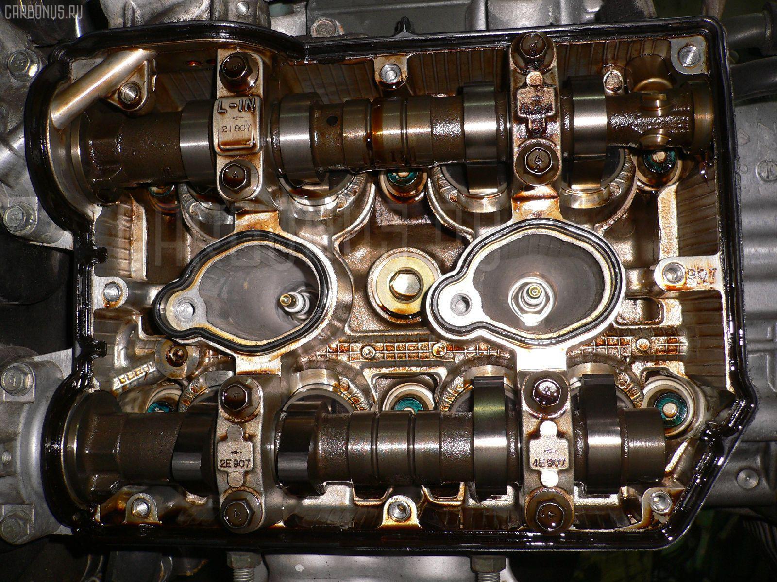 Двигатель SUBARU FORESTER SG5 EJ205. Фото 10