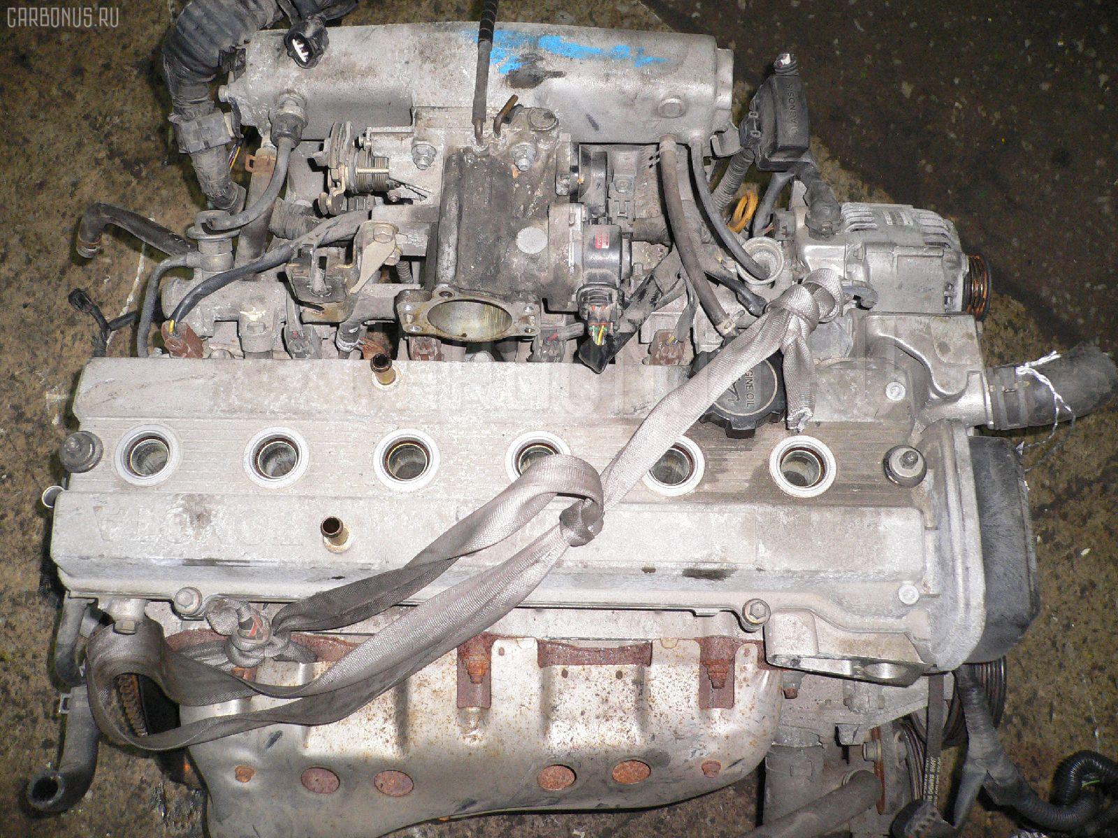 Двигатель TOYOTA CHASER GX100 1G-FE. Фото 11