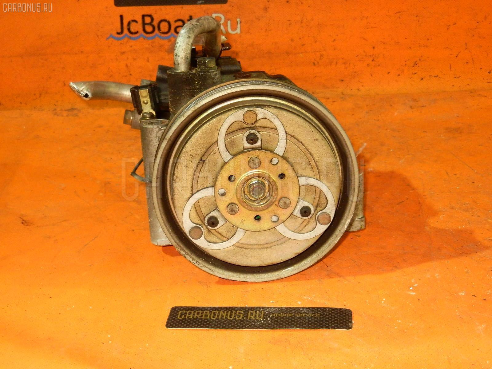 Компрессор кондиционера NISSAN WINGROAD WHNY11 QG18DE. Фото 4
