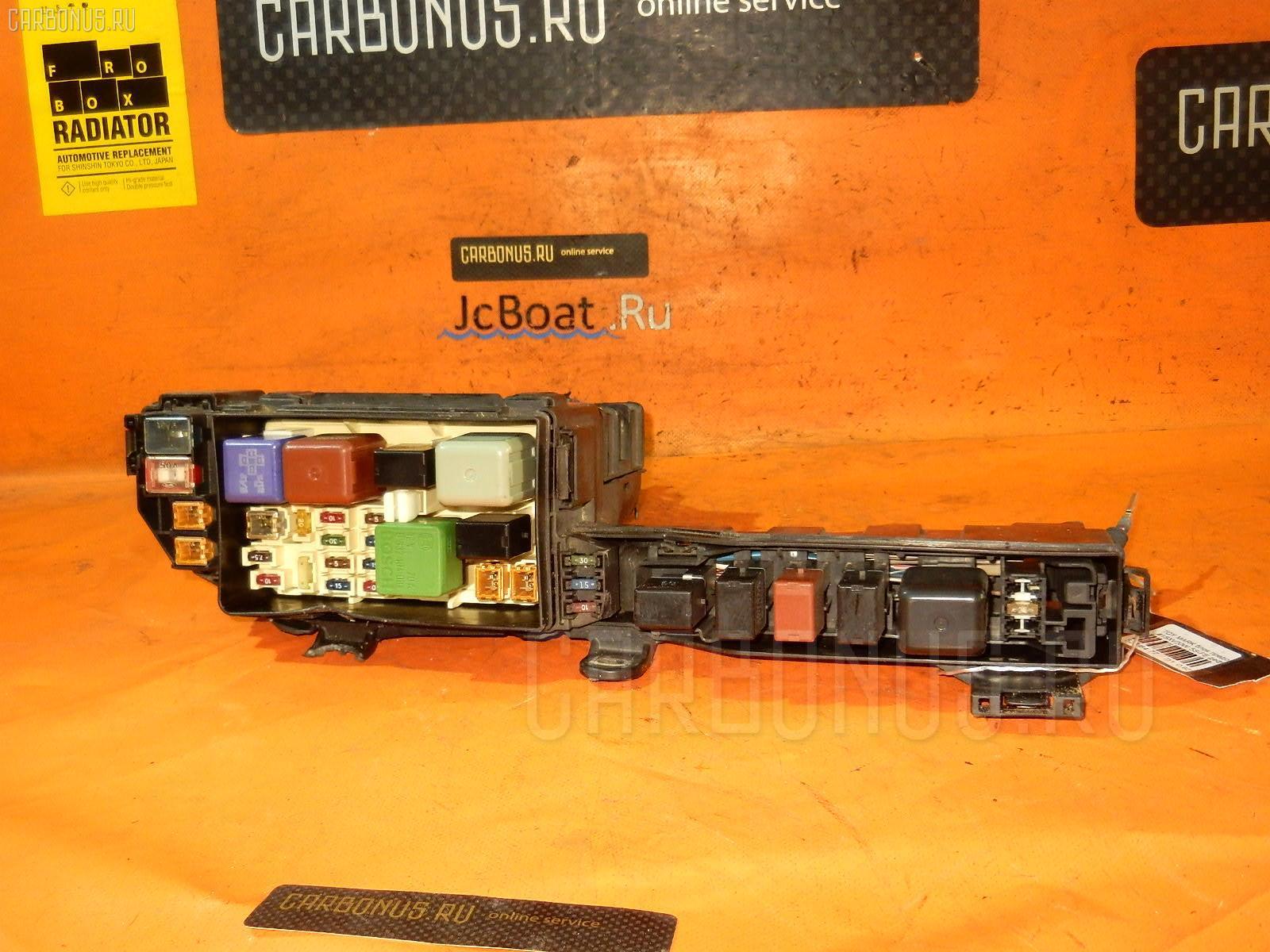Блок предохранителей TOYOTA MARK II QUALIS SXV20W 5S-FE. Фото 3