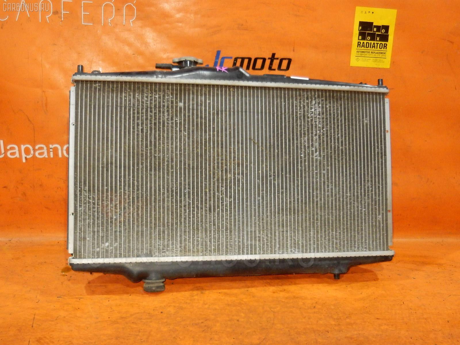 Радиатор ДВС HONDA ACCORD CF4 F20B. Фото 7