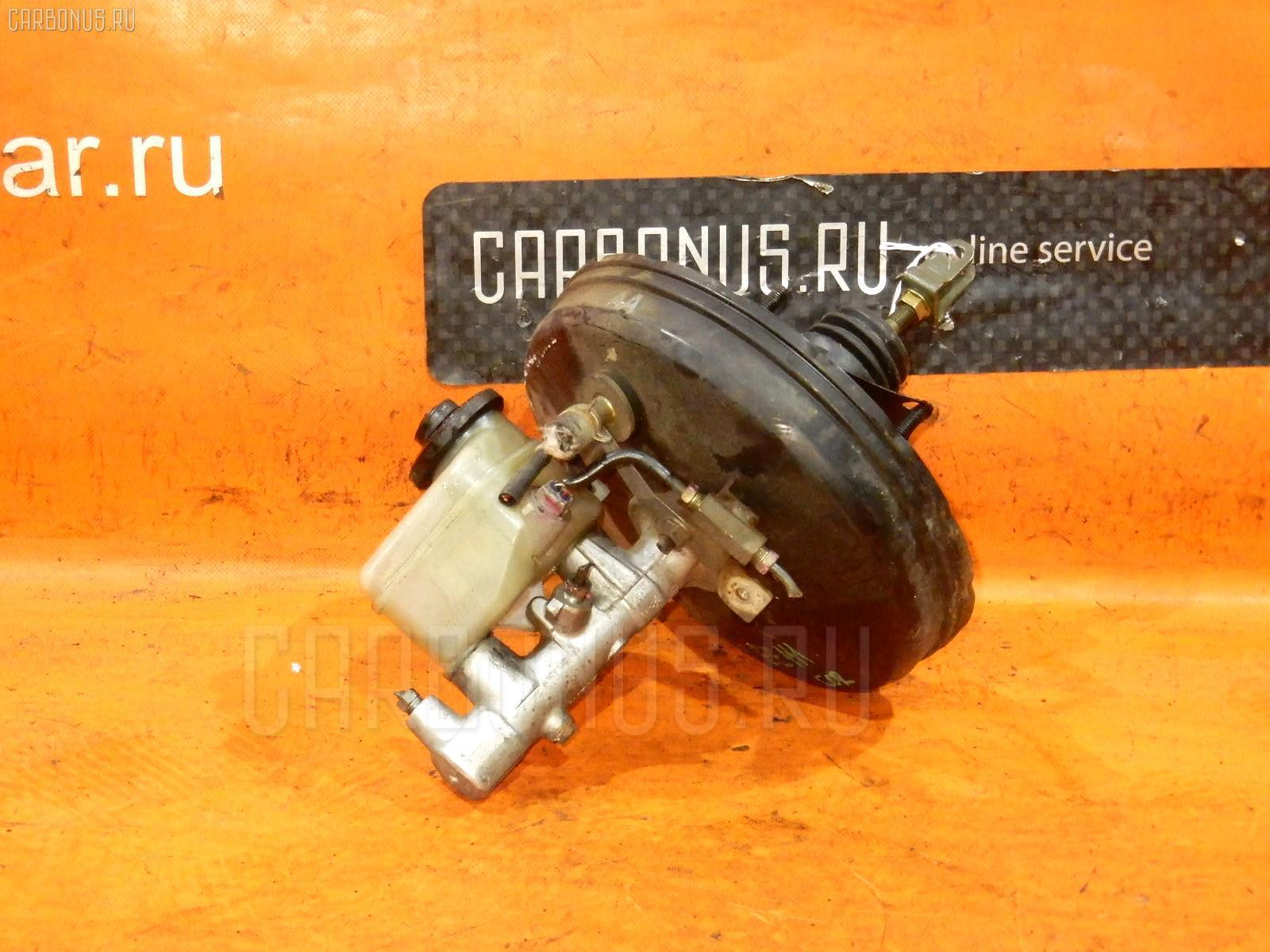 Главный тормозной цилиндр TOYOTA COROLLA EE111 4E-FE. Фото 6