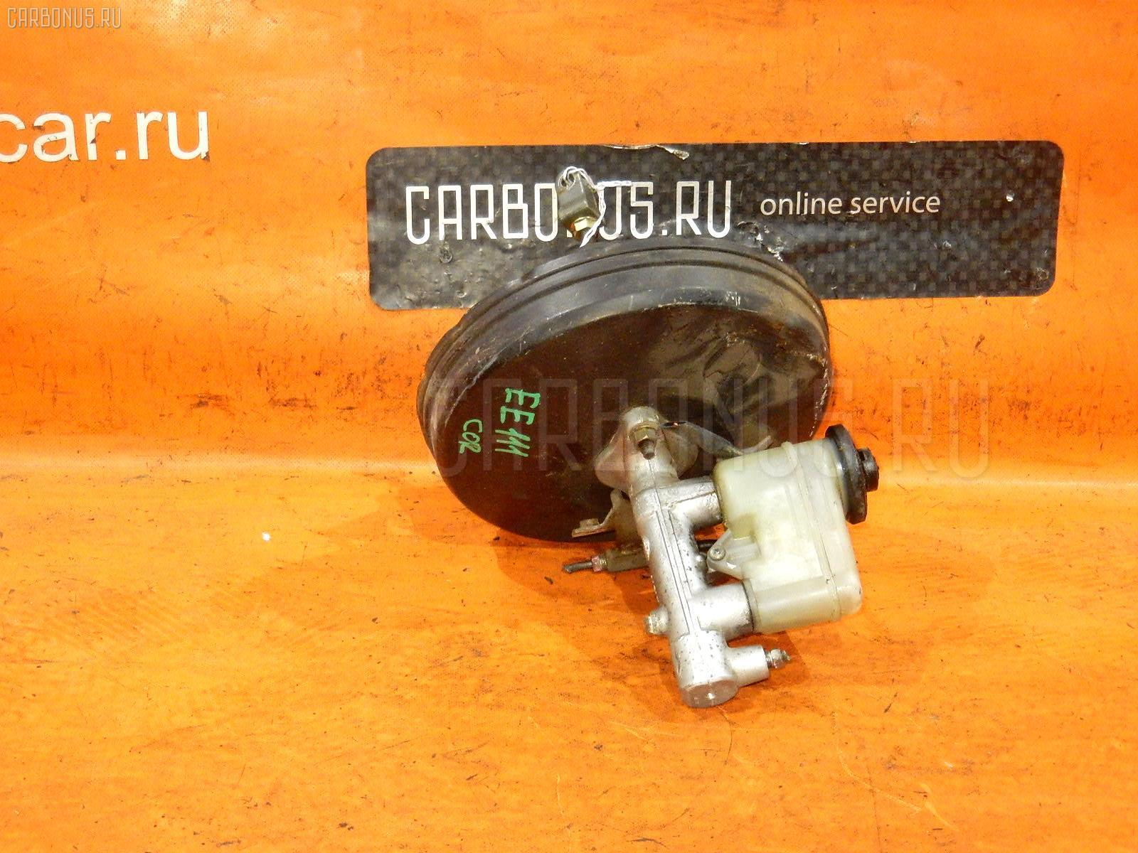 Главный тормозной цилиндр TOYOTA COROLLA EE111 4E-FE. Фото 7