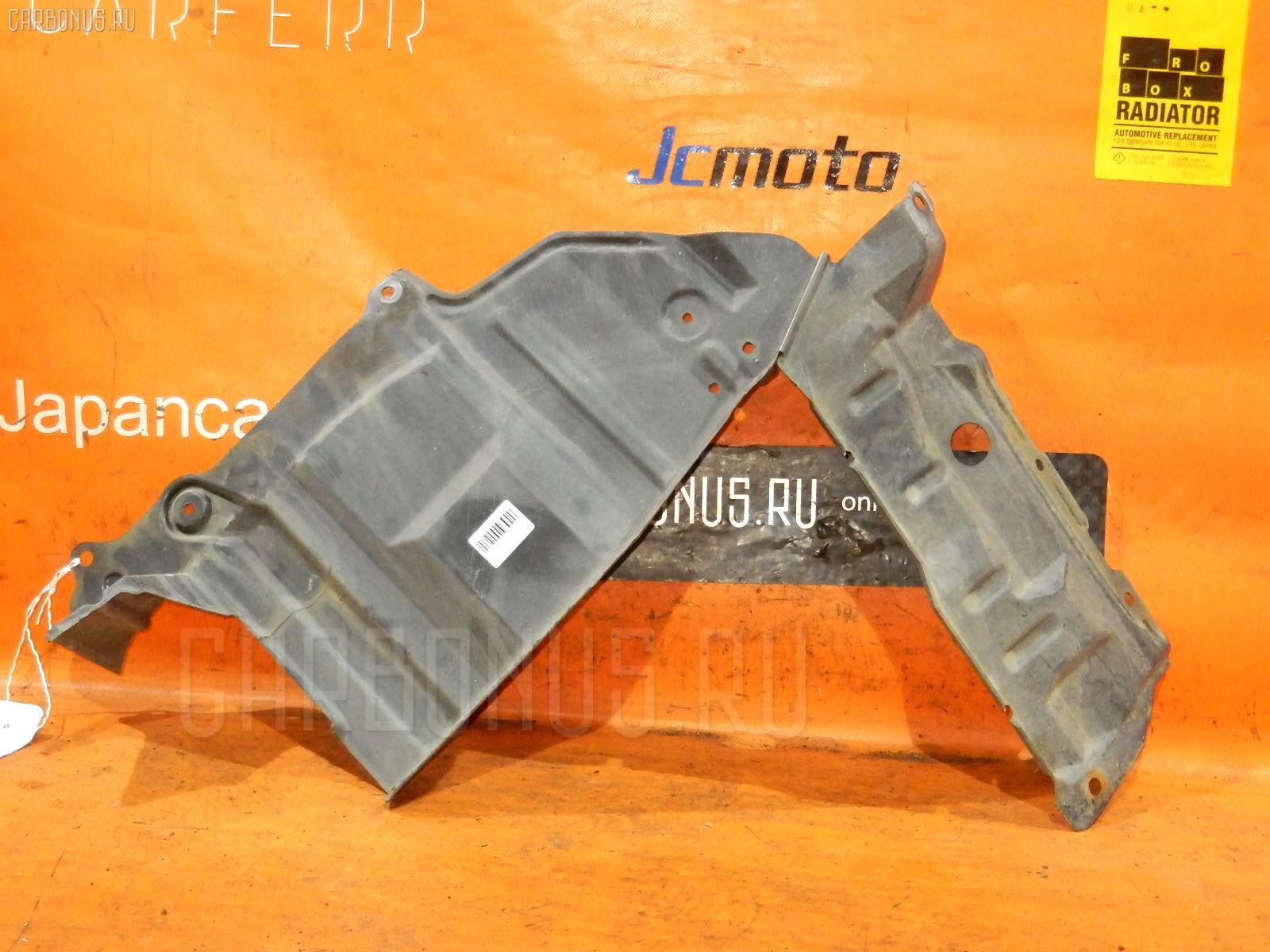 Защита двигателя NISSAN BLUEBIRD SYLPHY QG10 QG18DE. Фото 4