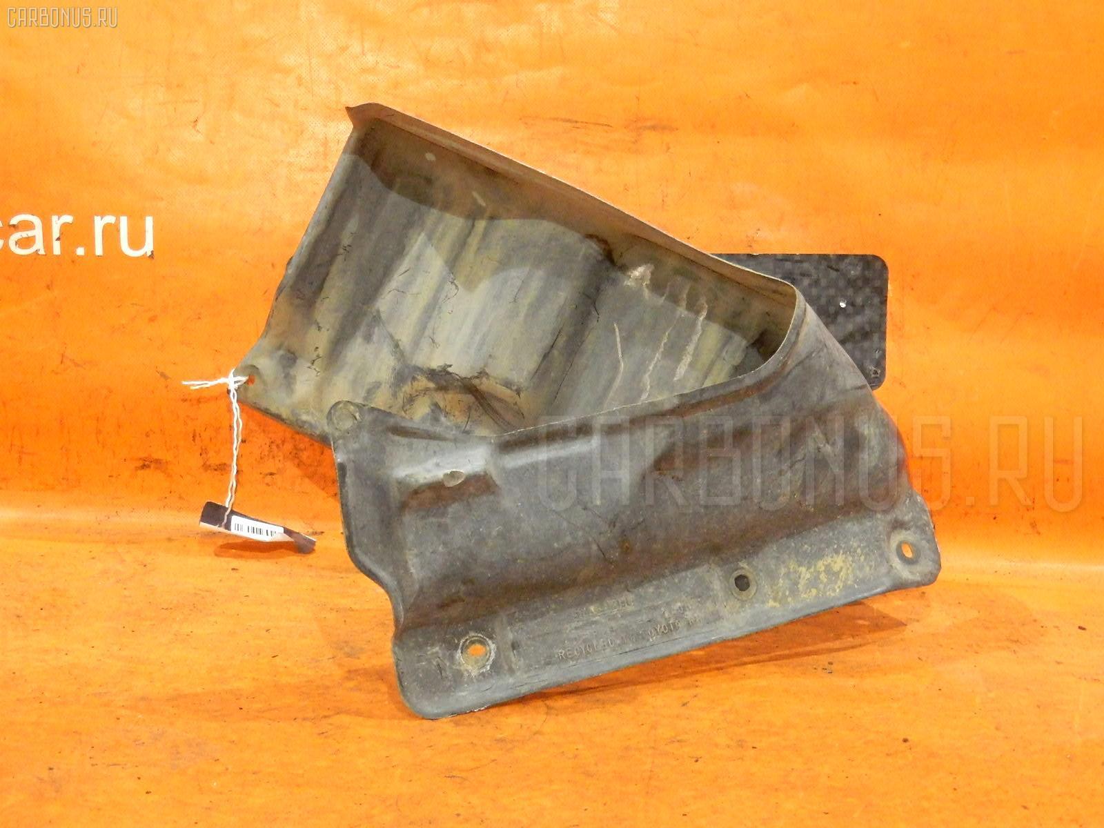 Защита двигателя TOYOTA COROLLA RUNX NZE121 1NZ-FE. Фото 11
