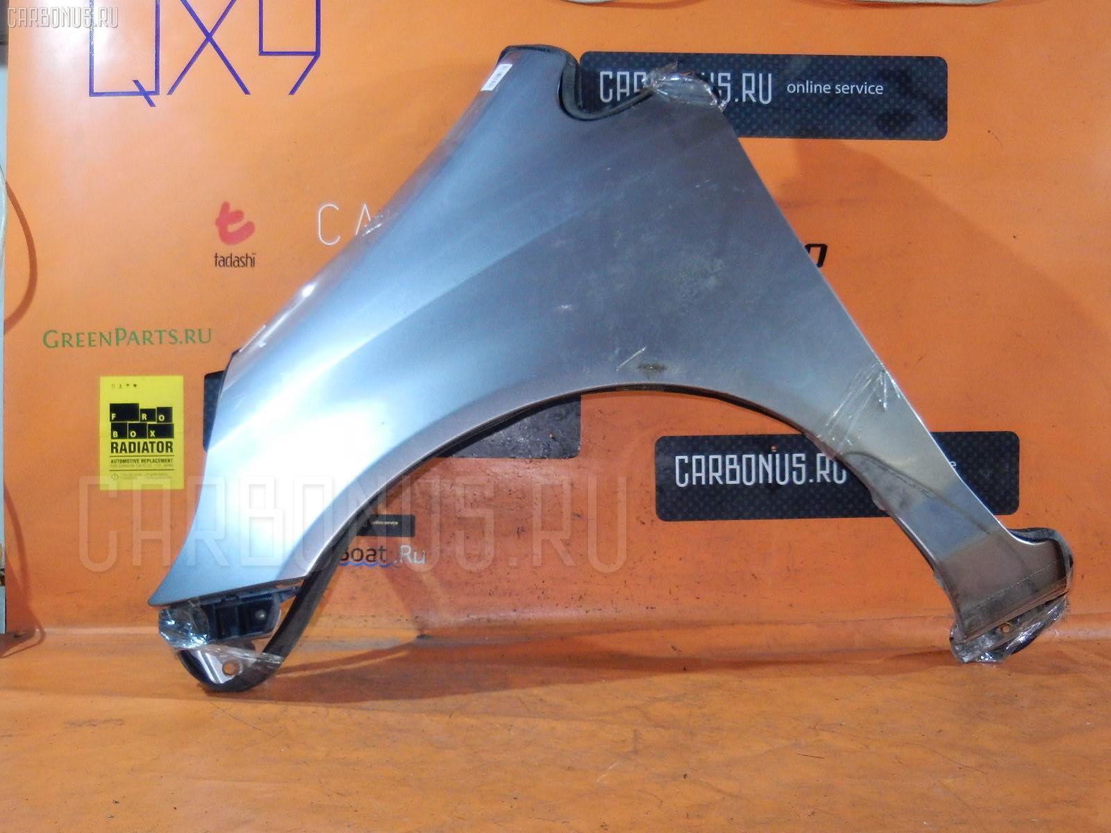 Крыло переднее HONDA FIT GD3. Фото 7