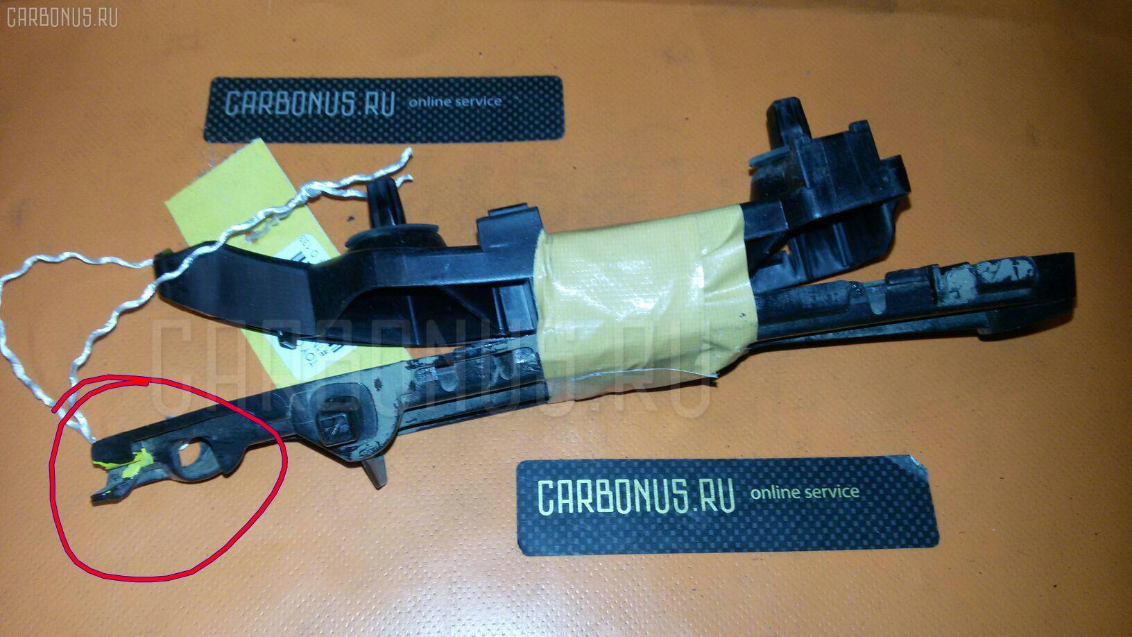 Крепление бампера TOYOTA COROLLA SPACIO NZE121N. Фото 1