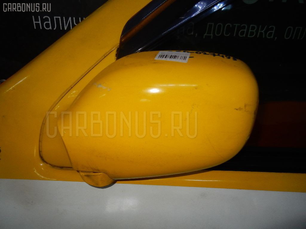Зеркало двери боковой NISSAN TERRANO LR50. Фото 10