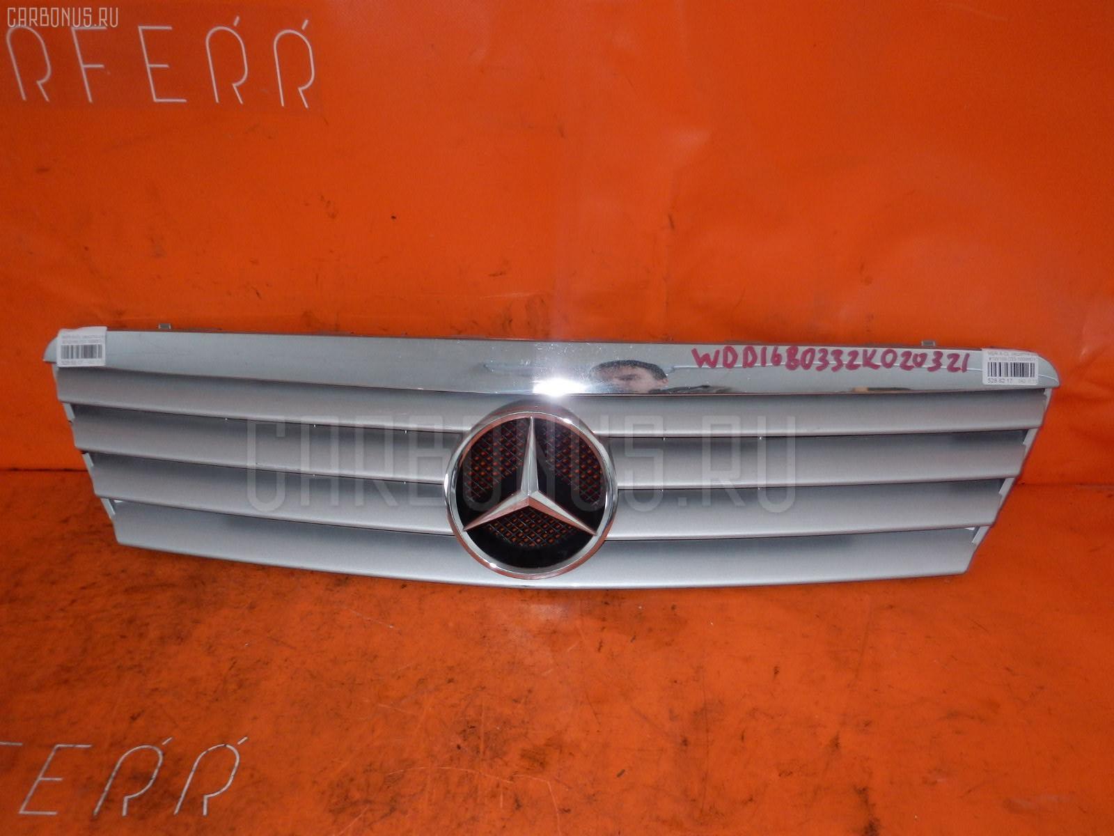 Решетка радиатора MERCEDES-BENZ A-CLASS W168.033. Фото 2