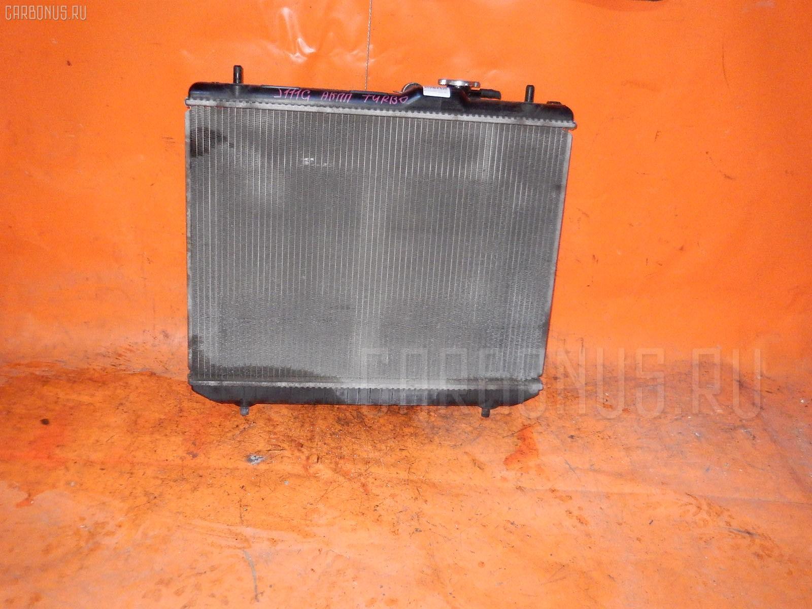Радиатор ДВС DAIHATSU TERIOS KID J111G EF-DET. Фото 2