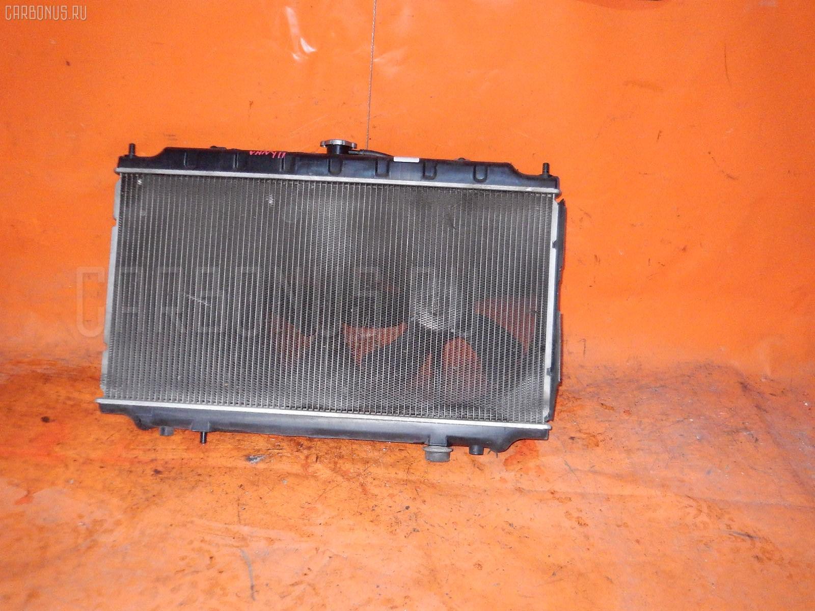 Радиатор ДВС NISSAN AD VHNY11 QG18DE. Фото 9
