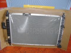 Радиатор ДВС на Chevrolet Spark F8CV FROBOX FX-036-0001