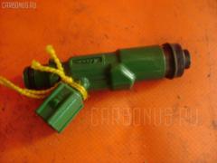 Форсунка инжекторная Toyota Ist NCP60 2NZ-FE Фото 1