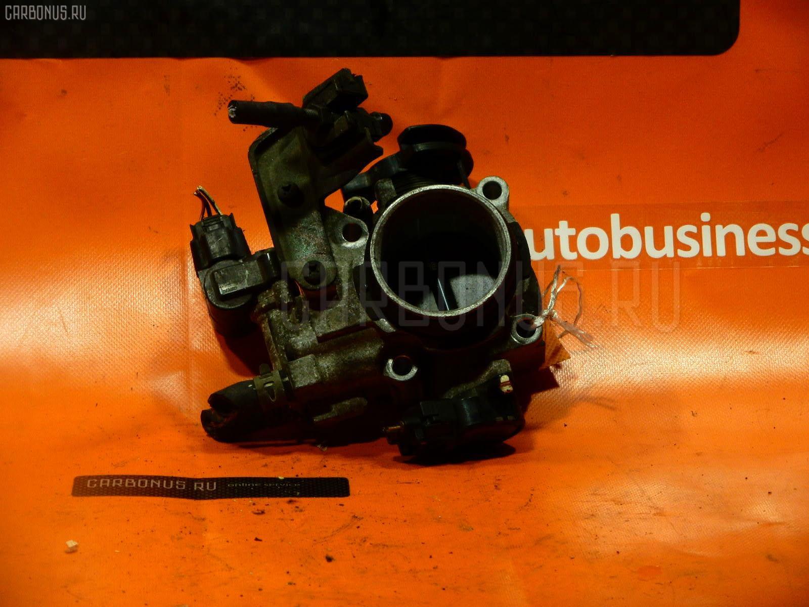 Дроссельная заслонка TOYOTA MARK II GX100 1G-FE. Фото 11