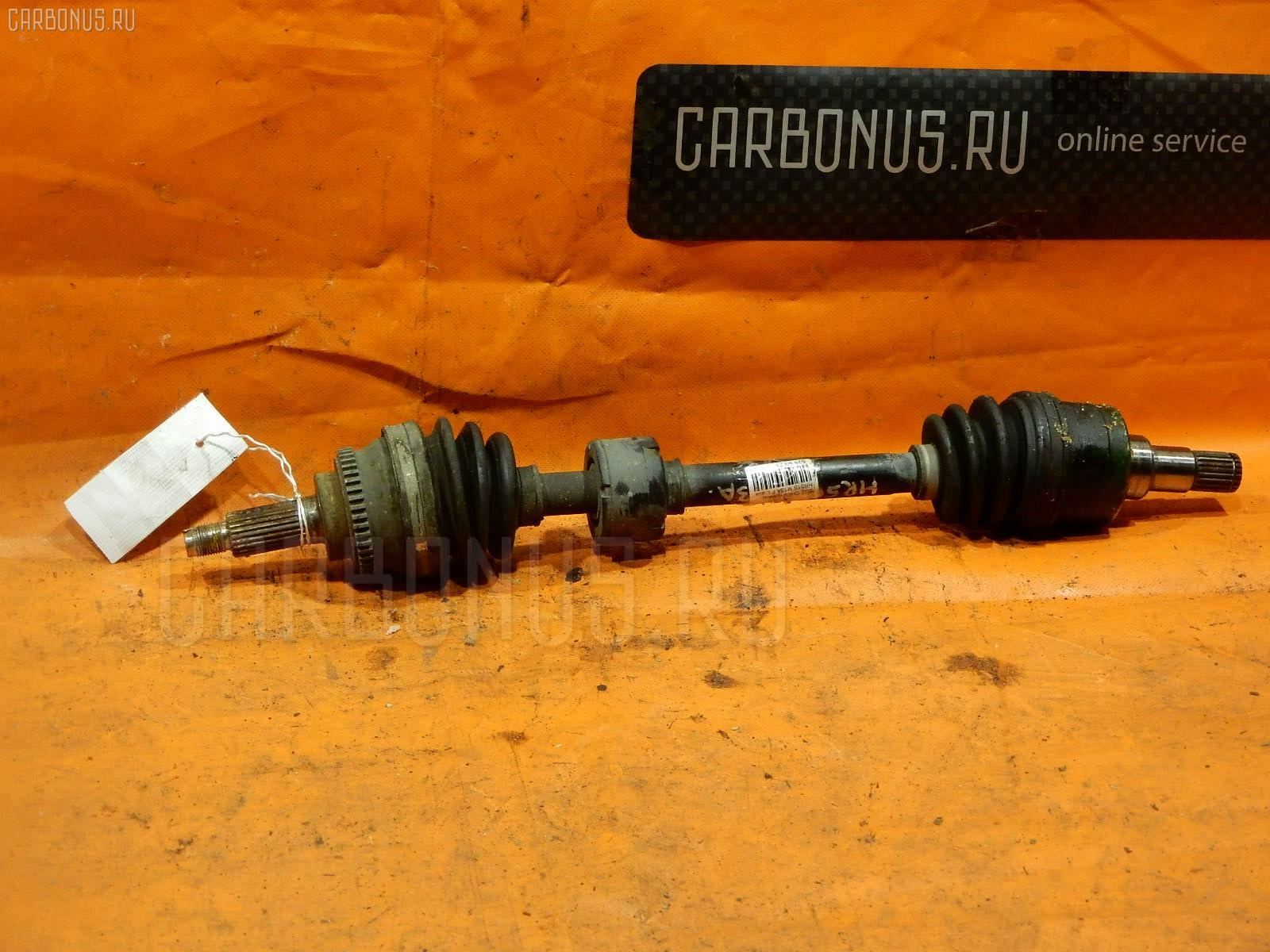 Привод SUZUKI CHEVROLET CRUZE HR51S M13A. Фото 6