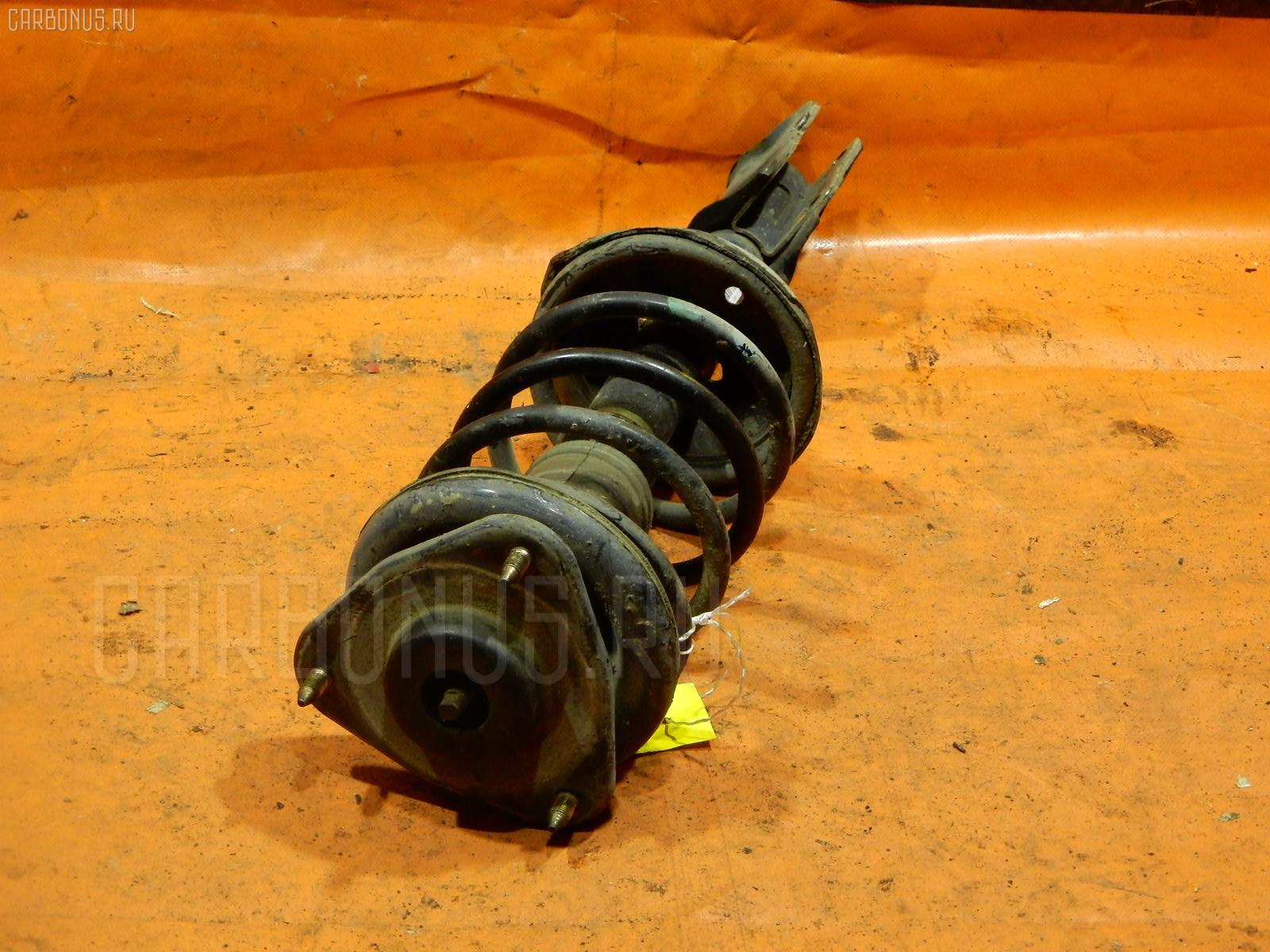 Стойка амортизатора MITSUBISHI LANCER CEDIA CS2A 4G15. Фото 11