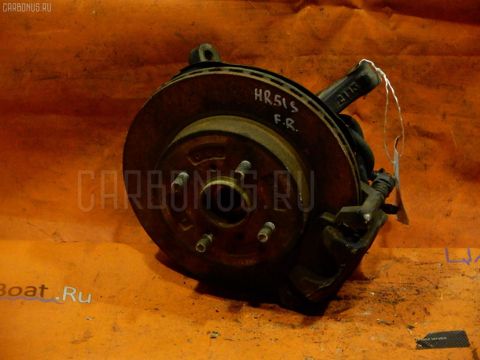 Ступица SUZUKI CHEVROLET CRUZE HR51S M13A. Фото 7