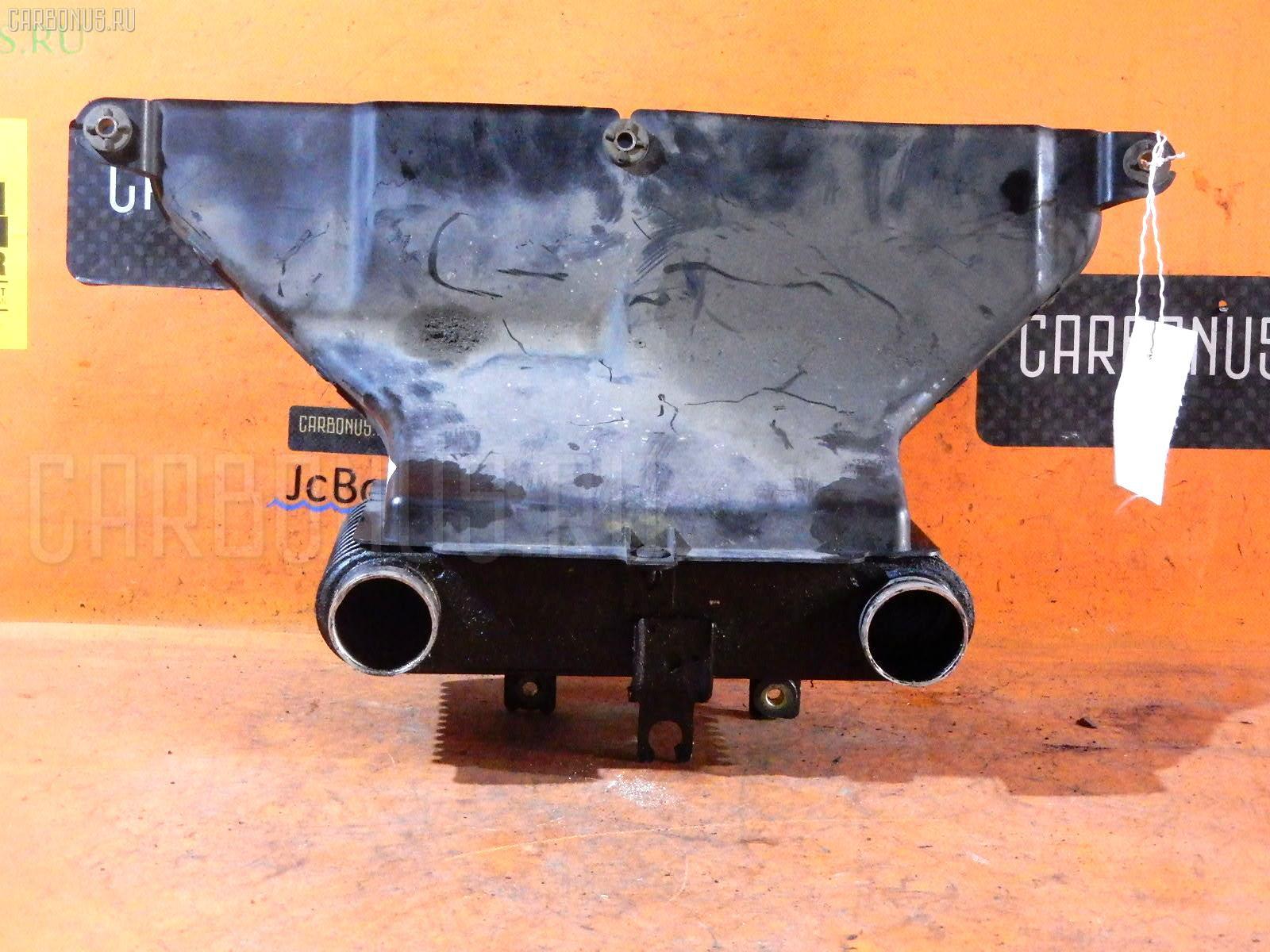 Радиатор интеркулера MAZDA BONGO FRIENDEE SGLR WL-T. Фото 2