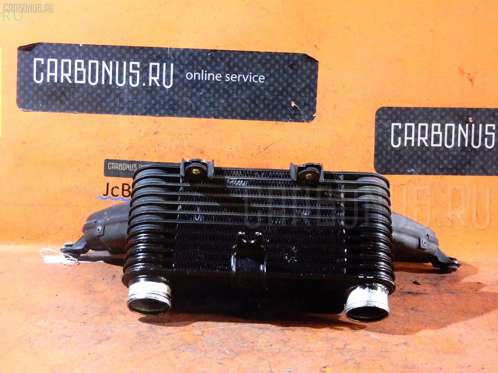 Радиатор интеркулера MAZDA BONGO FRIENDEE SGLR WL-T. Фото 3