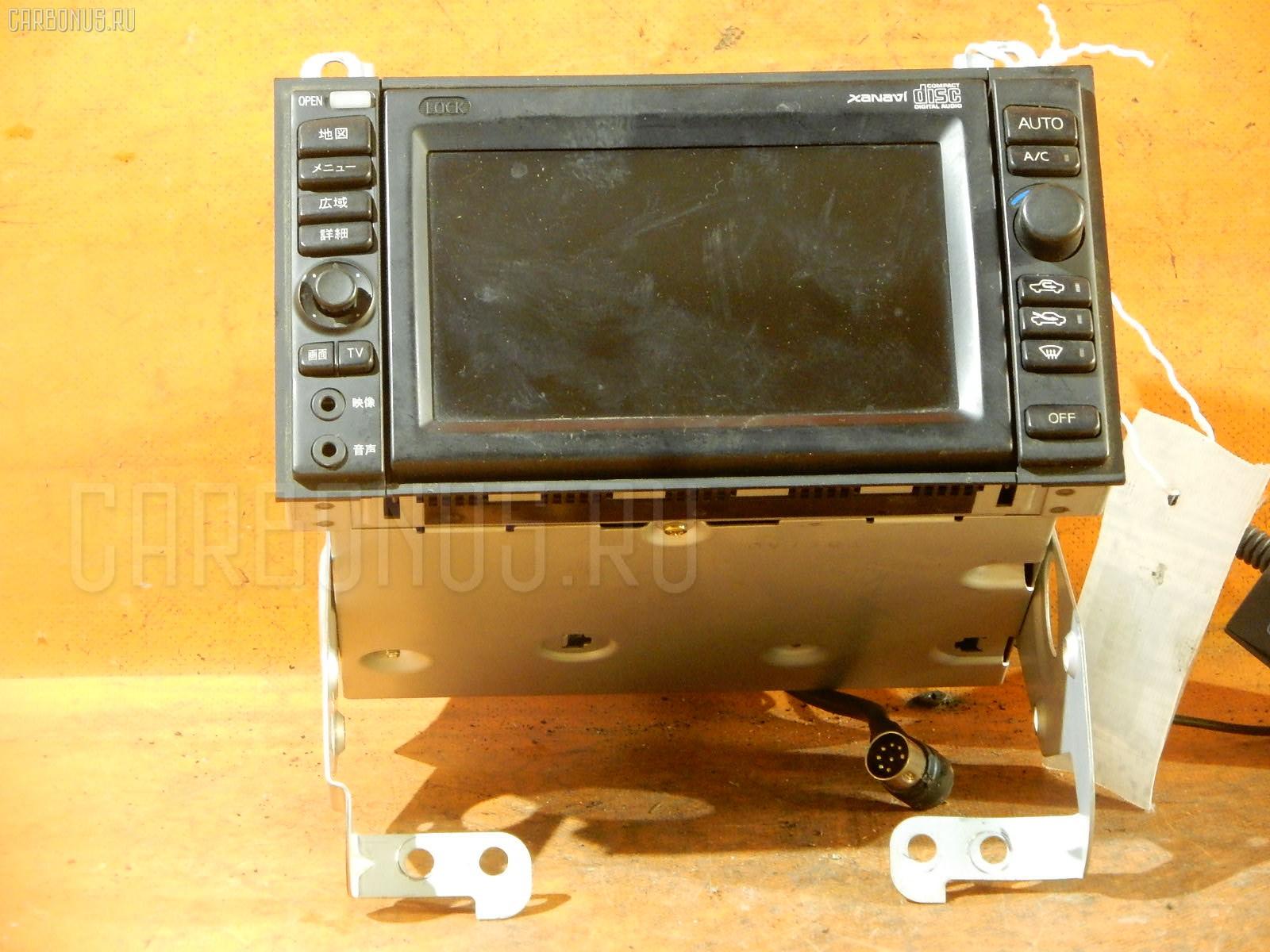 Блок управления климатконтроля NISSAN LAUREL HC35 RB20DE. Фото 7