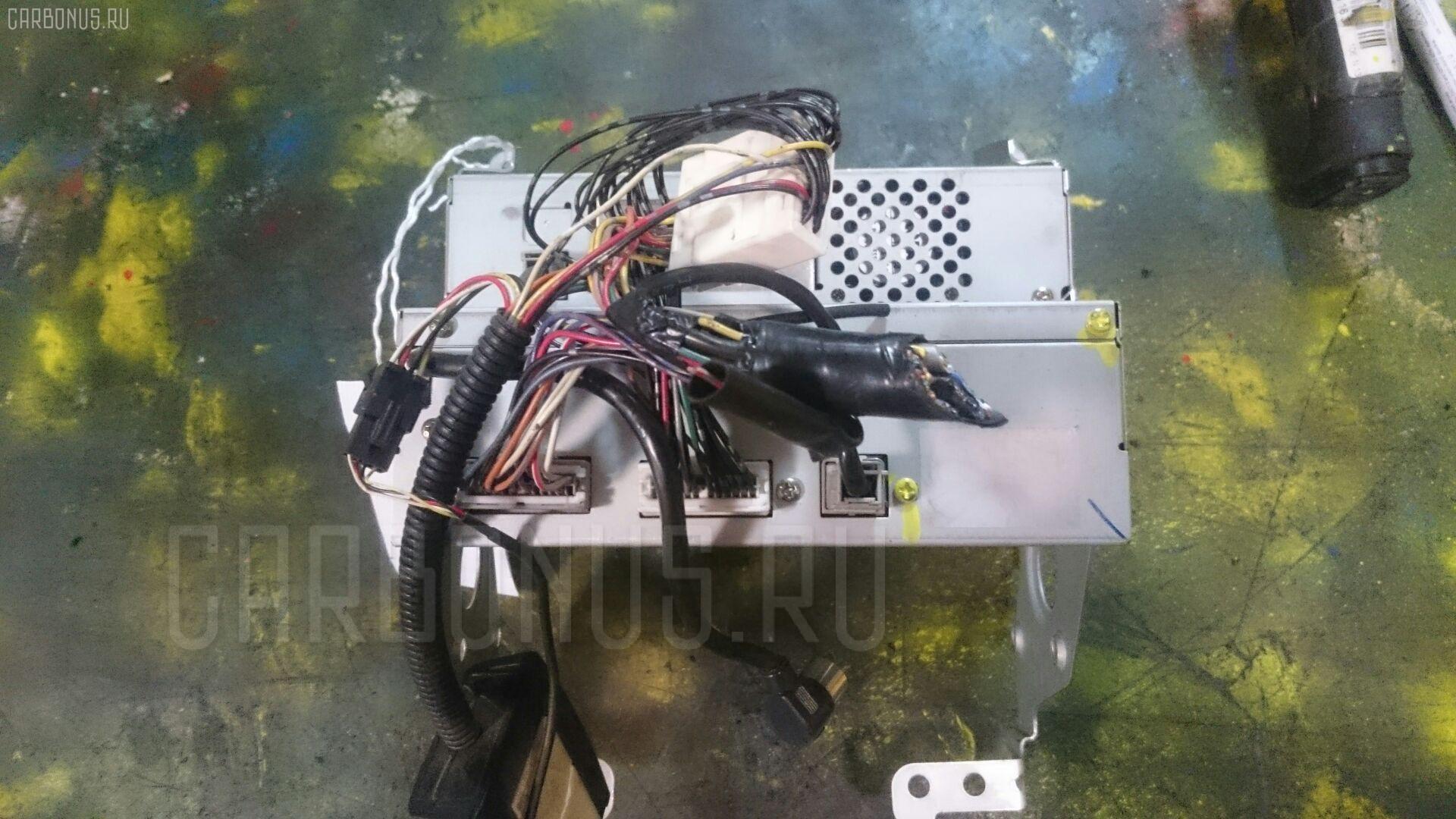 Блок управления климатконтроля NISSAN LAUREL HC35 RB20DE. Фото 3