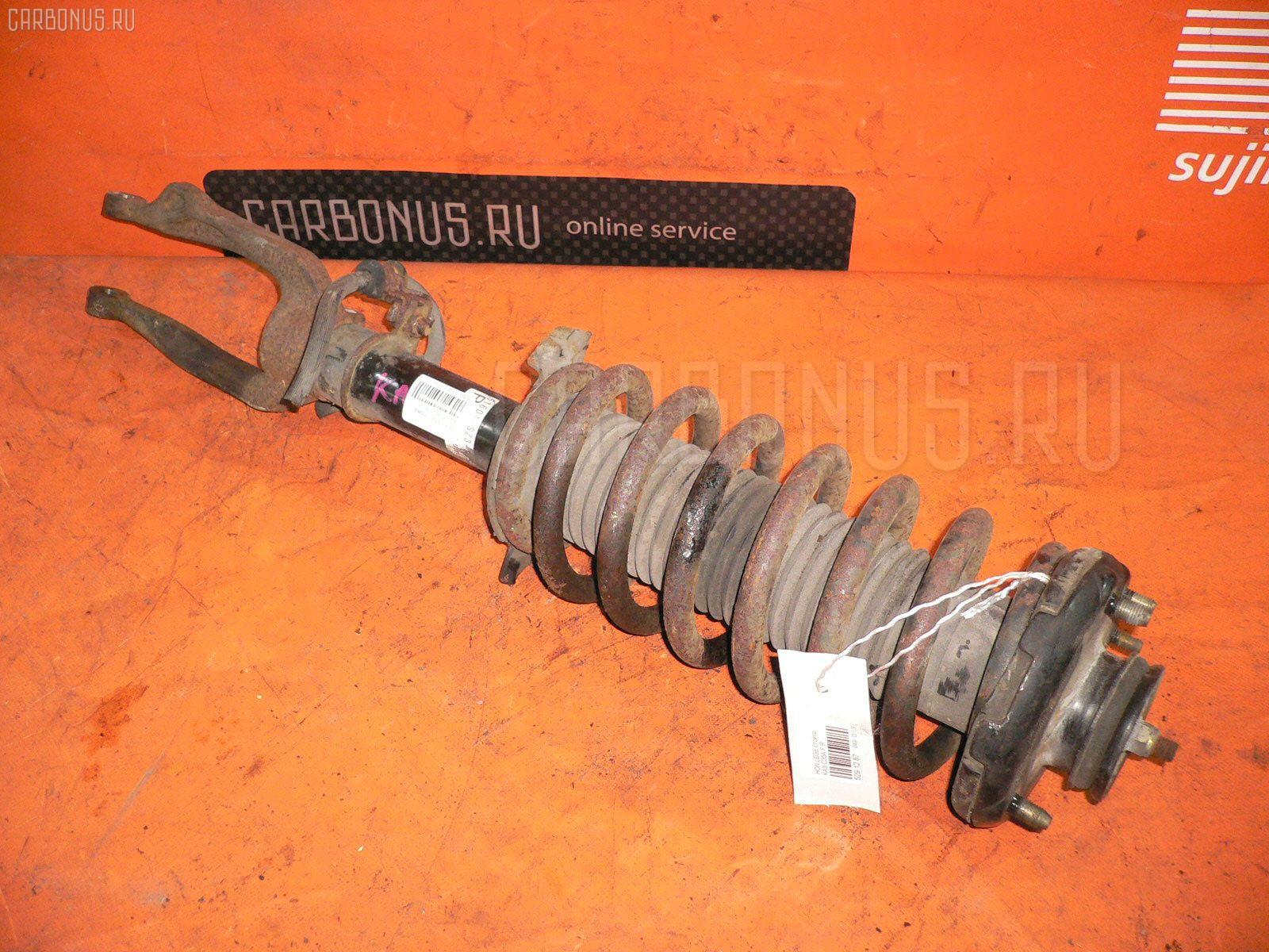 Стойка амортизатора HONDA LEGEND KA9 C35A. Фото 5