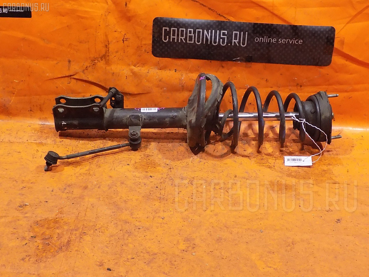 Стойка амортизатора TOYOTA CAMRY SV32 3S-FE. Фото 6