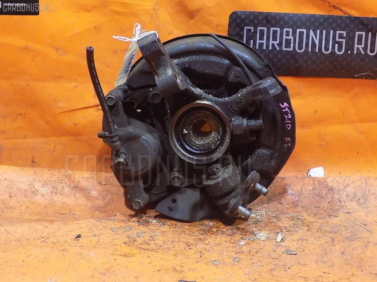 Ступица TOYOTA CORONA PREMIO ST210 3S-FE. Фото 10