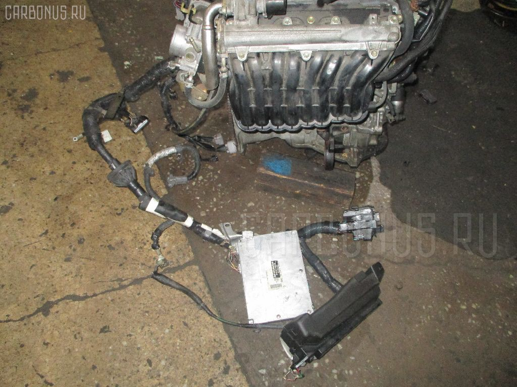 Двигатель TOYOTA ISIS ANM10G 1AZ-FSE. Фото 4